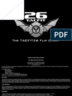 Tacfit26 Flip Chart