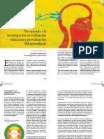 Una mirada a la investigación en evaluación educativa y evaluación del aprendizaje