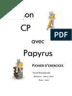 Papyrus Exercices Fichier12 08 Voyelles
