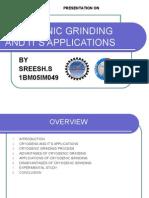 Cryogenic Grinding