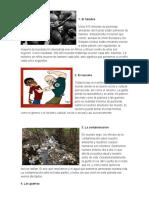 10 Problemas Sociales