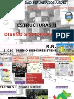 Diapositivas de RNE E.030 EXPOSICION