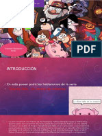 Power Point Gravity Falls