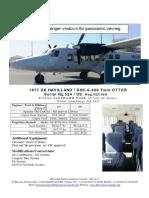 DHC 6-300 MSN524