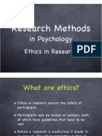 ethics and significance