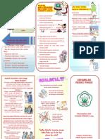 Leaflet Kehamilan Restii