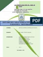 Estudio de Caracterización Zaragoza Nuevo