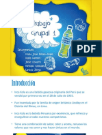 Ppt Digital Inca Kola