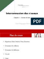 Cours Interconnexion Des Reseaux_chap1