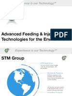 STM Dosing and Feeding Systems for Air Pollution Control