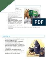 Animal Farm Chapter Summaries