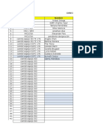 Listado de Participantes Seminario de Normas ISO
