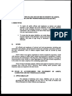 Saln 2013 Guidelines in the Filling Out of the Statement of Assets, Liabilities and Net Worth (SALN Revised 2013)