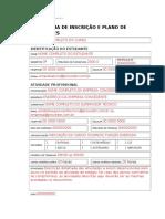 Modelo Anexo i - Ficha de Inscrição(1)