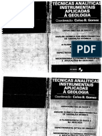 Técnicas Analiticas instrumentais aplicadas a geologia.pdf