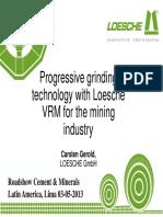Presentation Minerals Loesche 2013-05-14