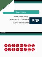 13 Grupo Diedrico