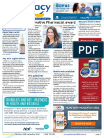 Pharmacy Daily for Thu 29 Sep 2016 - Innovative Pharmacist award, Fair Work to review rates, NasoClear recall, Travel Specials and much more