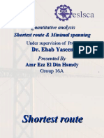QAch7 Route Spanning