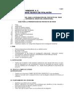 8 CARACTERISTICAS DE LA PRESENTACIÓN DEL INFORME O TRABAJO FINAL.doc