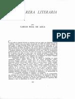 Una Carrera Literaria - Mallea