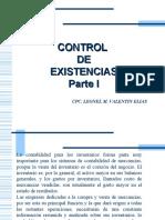 13- Sesion Control de Las Existencias