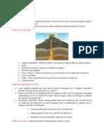 volcanes resumen