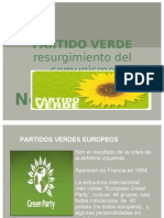 Partido Verde (Origen y Desarrollo