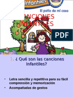 Power Canciones Infantiles