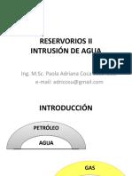 Reservorios II - Intrusion de Agua 3