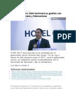 28.09.16 Moreno Valle terminará su gestión con recursos federales y fideicomisos