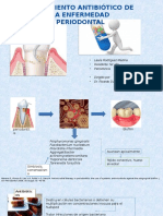 Antibioticos en Enfermedad Periodontal (1)
