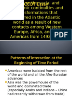 CCOT Essay on Atlantic Trade.ppt