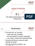 Seis Sigma A