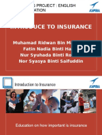 Intro to Insurance Overheads043004.ppt