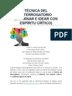 TÉCNICA DEL INTERROGATORIO.doc