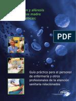 Movilizacion y Aferesis de La Celulas Madre Hematopoyeticas_Spanish