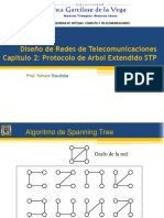 Capitulo 2 - Protocolo Arbol Extendido STP