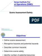 BFR 06 - Scene Assessment and Safety