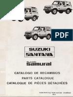 Suzuki Samurai SJ 413