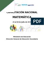 Dossier_Matematica Geometria Analitica