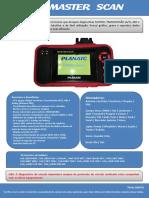 Tabela Aplicação Master Scan(21.01.2015)