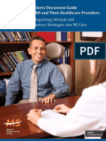 Brochure Wellness Discussion Guide for Ppl WMS and HCPs