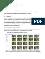 proses pemetaan agisoft