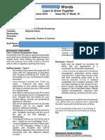 term 3 professional development