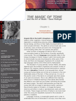 1 Dane Rudhyar the Magic of Tone and the Art of Music Chapter 1 Rudhyar Archival Project