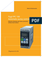 Controlador Flygt FPC 100