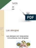 Alergias y Vacunas