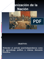 Organizacion de La Nacion Iimedio