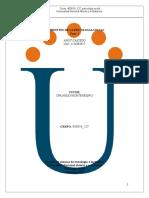 Matriz de Analisis y Mapa Conceptual Fase 1 Psicologia Social
